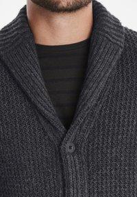 Casual Friday - Vest - dark grey melange - 4