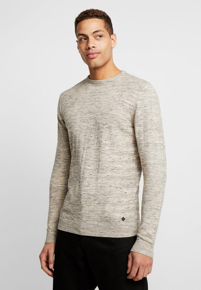 Trui - light grey melange