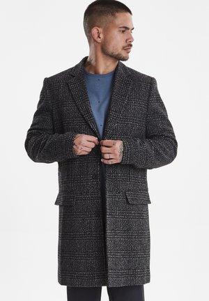 Płaszcz wełniany /Płaszcz klasyczny - pewter mix