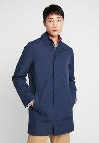 Casual Friday - OUTERWEAR JOSEF - Classic coat - navy blazer - 0