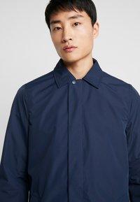 Casual Friday - OUTERWEAR JOSEF - Classic coat - navy blazer - 3