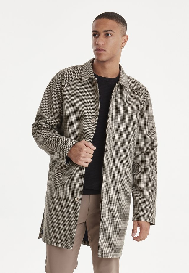 Short coat - silver mink