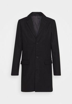 SINGLE BREATED COAT - Zimní kabát - black