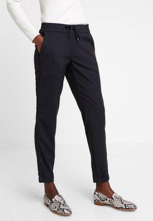 Pantaloni - blue dobby