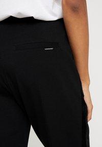 comma casual identity - TROUSERS - Pantaloni - black - 5
