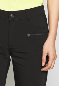 comma casual identity - Pantaloni - black - 3