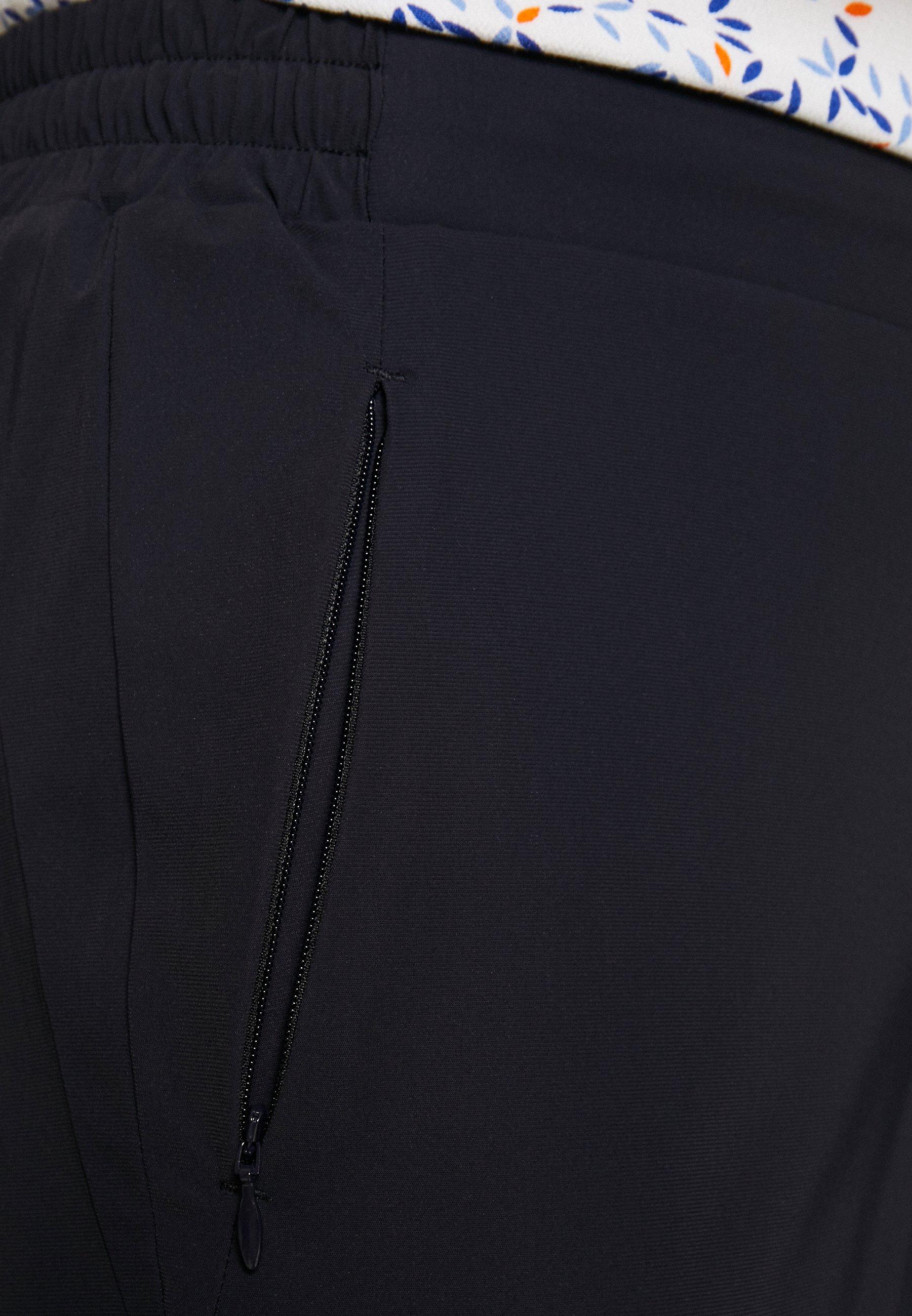 comma casual identity Spodnie materiałowe - marine