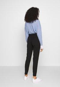 comma casual identity - Pantalones deportivos - black - 2