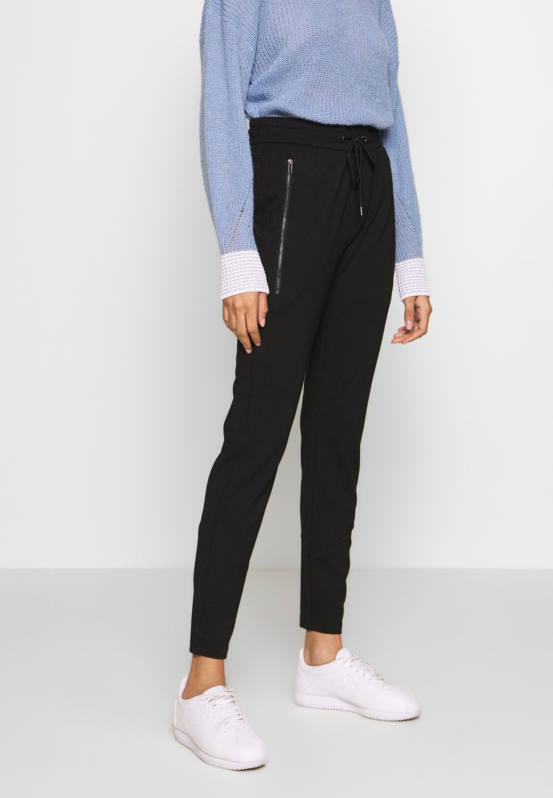 comma casual identity - Pantalones deportivos - black