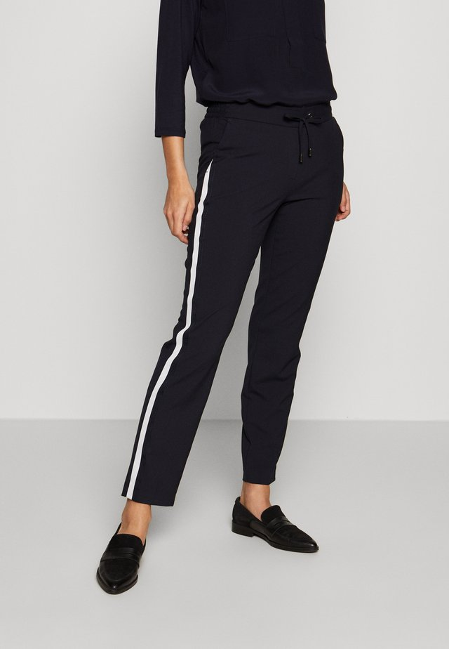 Trousers - marine