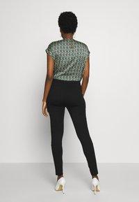 comma casual identity - Trousers - black - 2