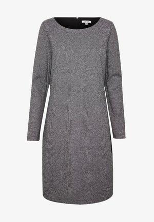 Kjole - grey/black