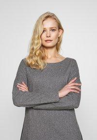comma casual identity - Day dress - grey/black - 3