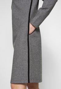 comma casual identity - Day dress - grey/black - 5