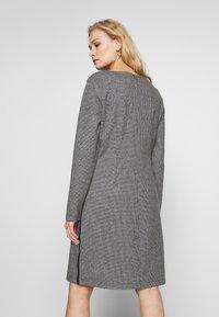 comma casual identity - Day dress - grey/black - 2