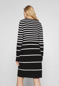 comma casual identity - Jumper dress - black - 2