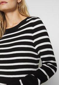 comma casual identity - Jumper dress - black - 6