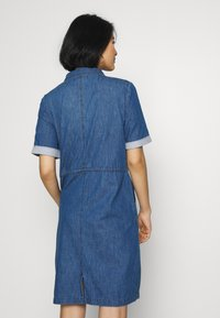 comma casual identity - Day dress - blue denim - 2