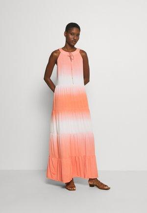 LANG - Maxi šaty - orange