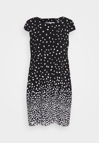 comma casual identity - Day dress - grey/black - 4