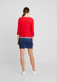 comma casual identity - 3/4 SLEEVE - Blouse - red - 2