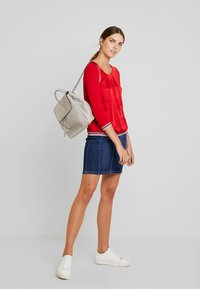comma casual identity - 3/4 SLEEVE - Blouse - red - 1