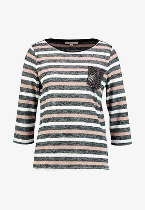 3/4 SLEEVE - Pitkähihainen paita - brown