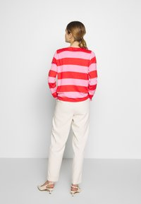 comma casual identity - LANGARM - Jumper - red - 2