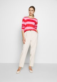 comma casual identity - LANGARM - Jumper - red - 1