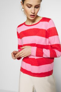 comma casual identity - LANGARM - Jumper - red - 3