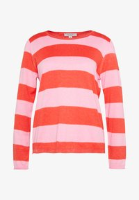 comma casual identity - LANGARM - Jumper - red - 4