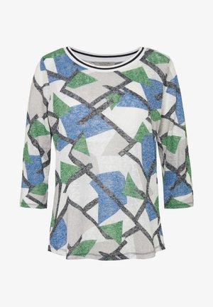 Maglietta a manica lunga - multicolor
