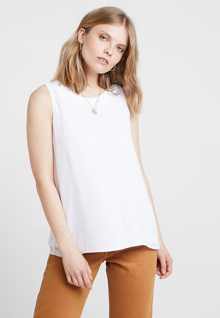 comma casual identity - Camicetta - white