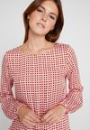 comma casual identity - BLOUSE LONGSLEEVE - Bluser - red