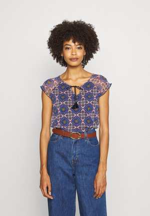KURZARM - Blouse - multi-coloured