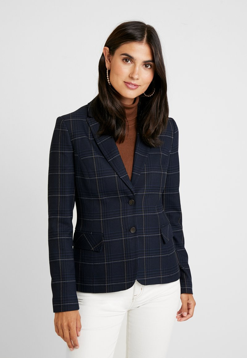 comma casual identity - Blazer - blue