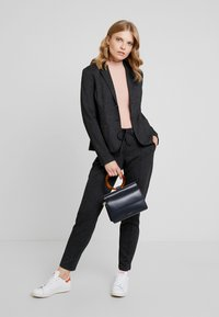 comma casual identity - BLAZER - Blazere - grey/black - 1