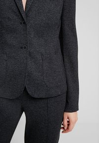 comma casual identity - BLAZER - Blazere - grey/black - 5