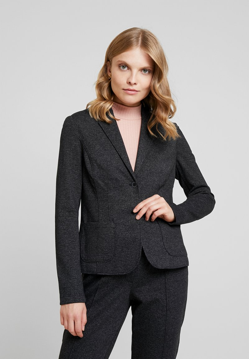comma casual identity - BLAZER - Blazere - grey/black