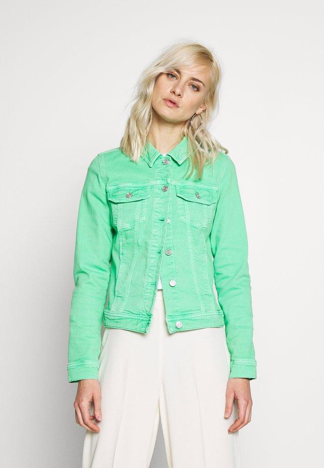 Jeansjacke - light green