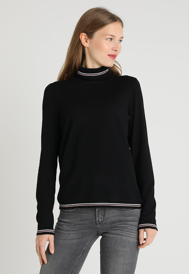 comma casual identity - Jumper - black