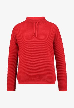 NOS - Sweter - red