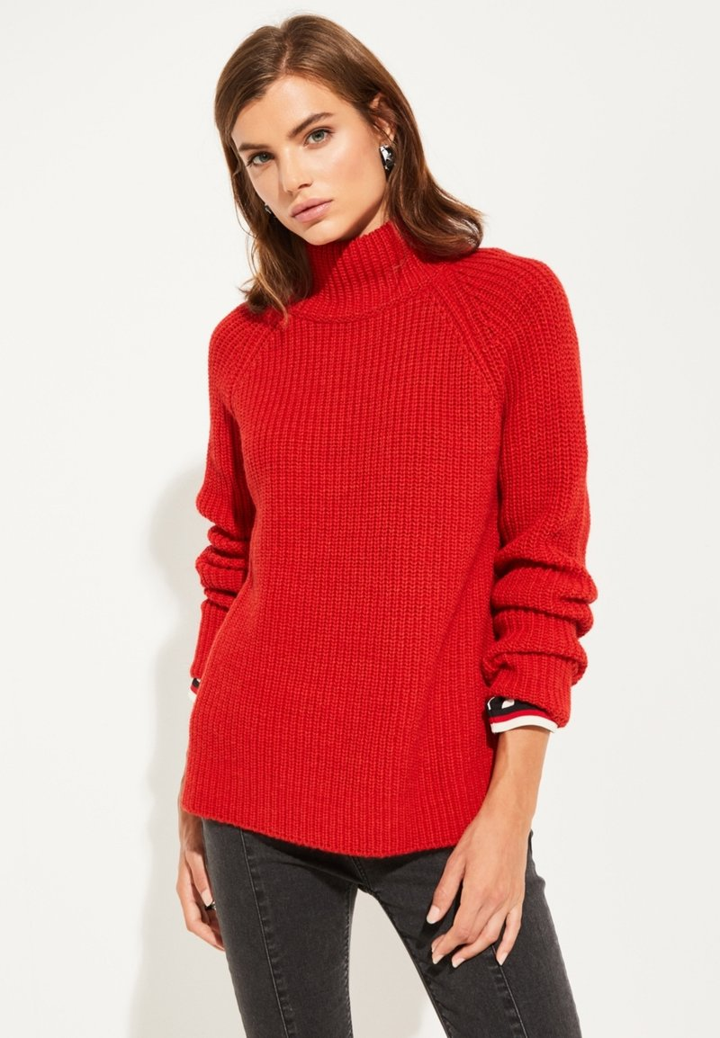 comma casual identity - Jumper - red