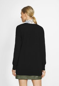 comma casual identity - Strikjakke /Cardigans - black - 2