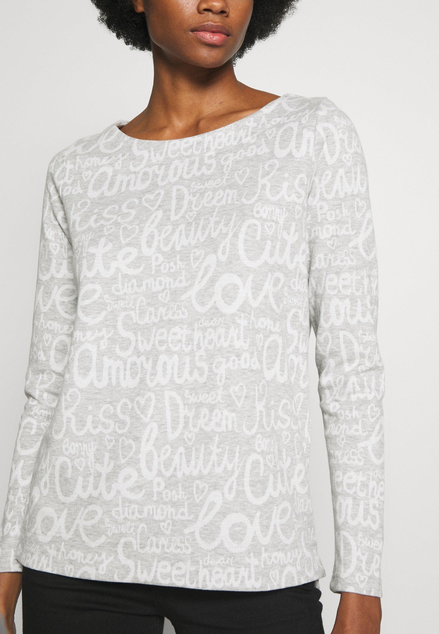 comma casual identity Sweatshirt - grey