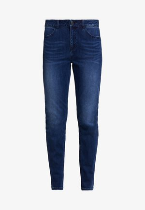 TROUSERS - Jeansy Slim Fit - blue denim