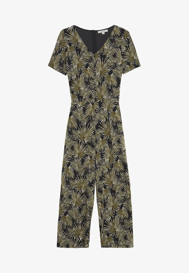 OVERALL - Jumpsuit - grey/black