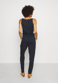 comma casual identity - OVERALL LANG - Jumpsuit - blue - 2