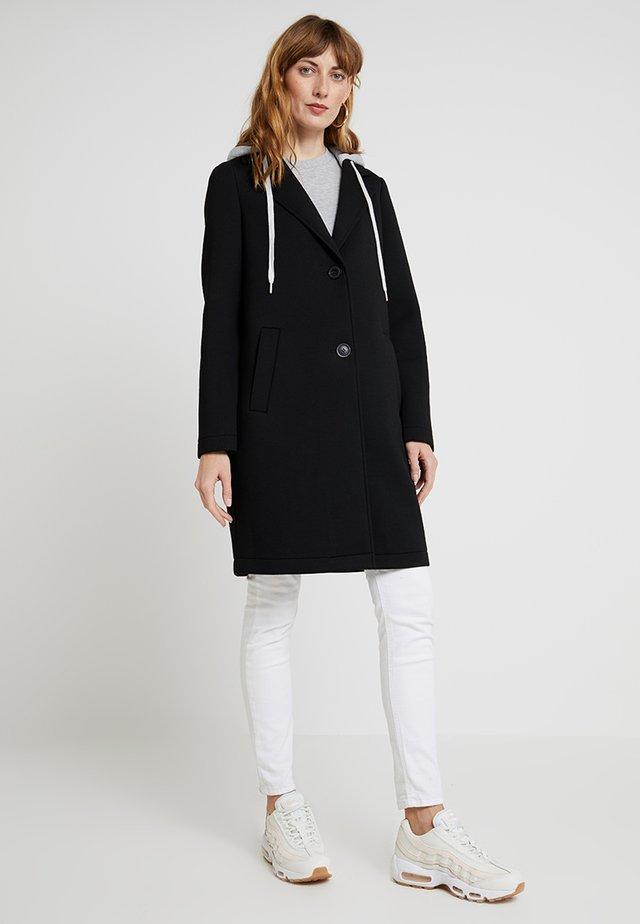 MANTEL - Frakker / klassisk frakker - black