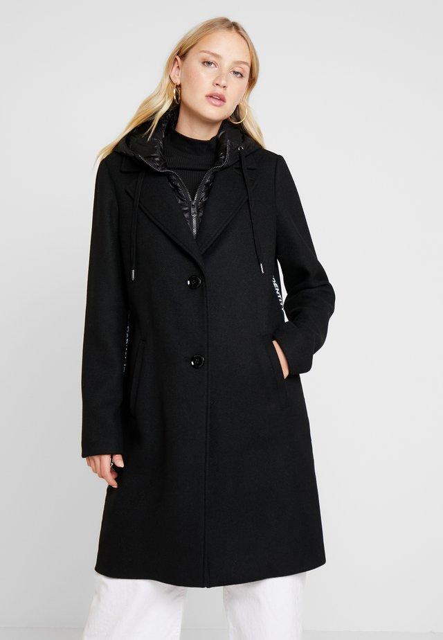 COAT - Frakker / klassisk frakker - black